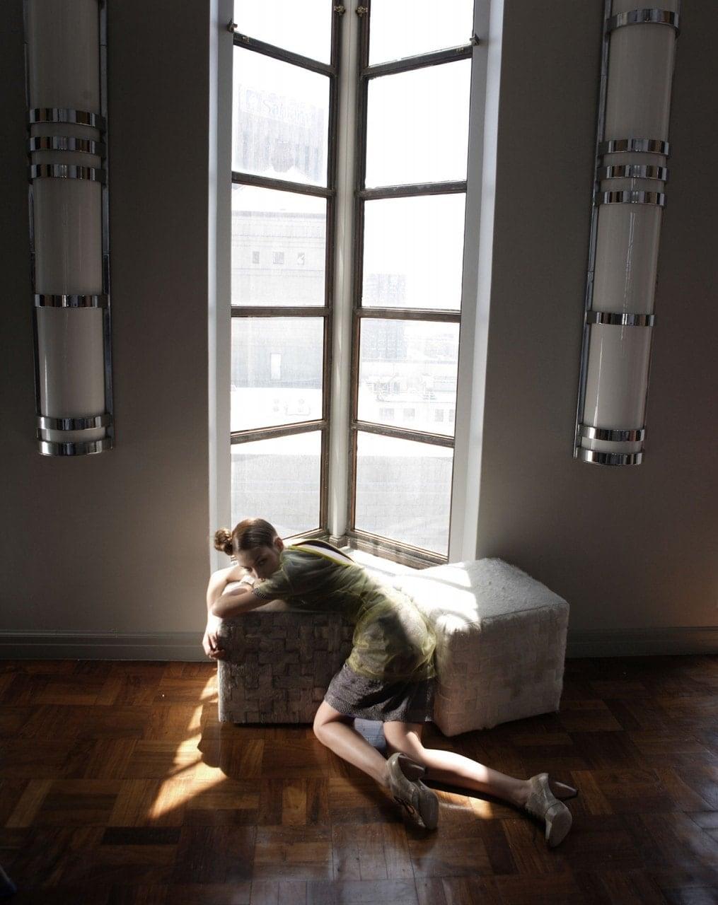 George Katsanakis - MARIE CLAIRE